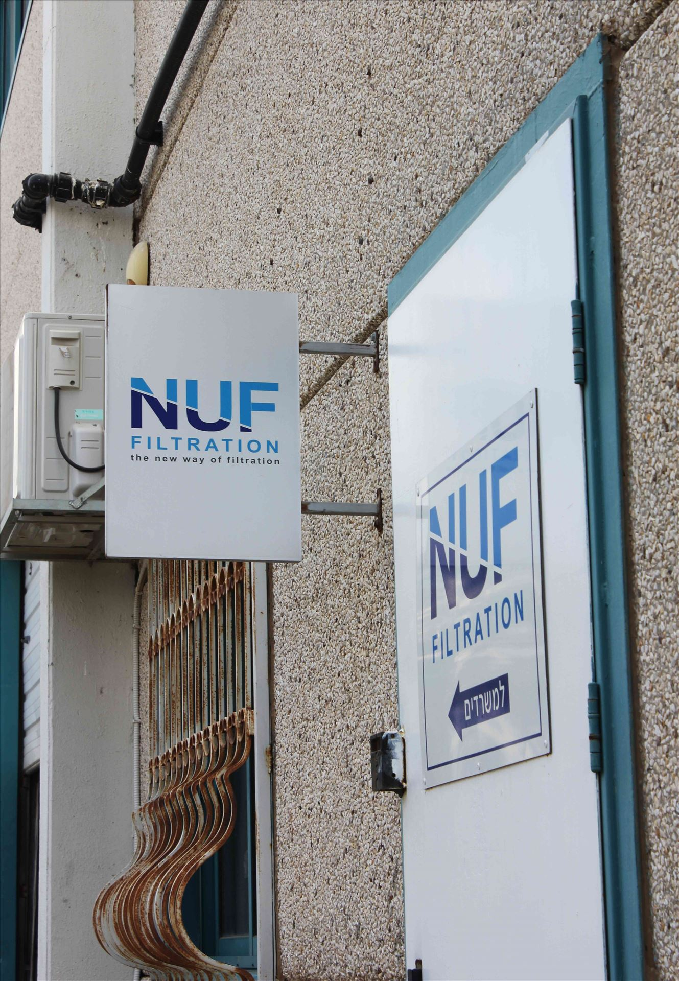 Nuf filtration